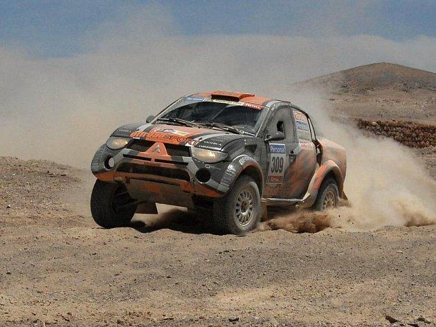 Miroslav Zapletal letošní Dakar nedokončí.