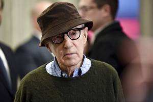 Režisér, scenárista, herec i hudebník Woody Allen-