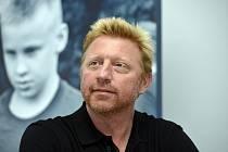 Bývalý tenista Boris Becker