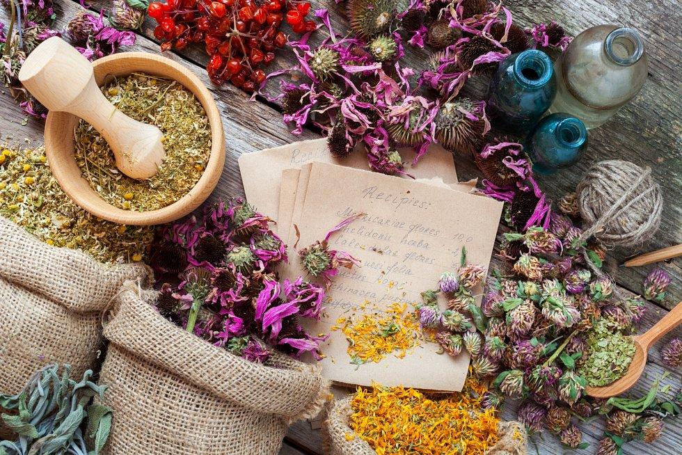 Škodlivin se zbavíte následující směsí – 10 g sušeného řebříčku a 100 g lněného semínka rozemeleme zvlášť v mlýnku na prášek.