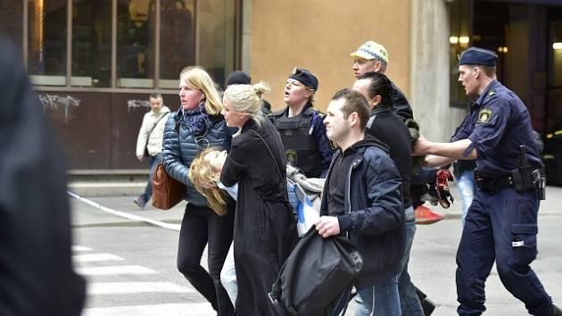 Útok ve Stockholmu