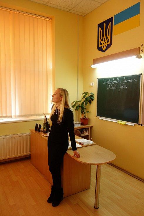 Učitelka Lena v akci