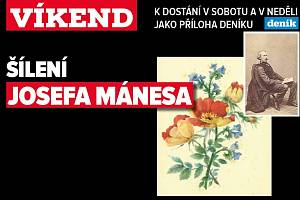 Šílenství Josefa Mánesa – pouták na magazín Víkend