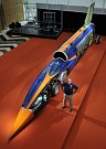 Bloodhound SSC.