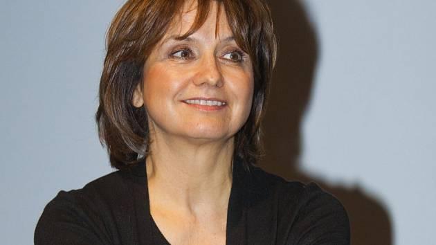 Herečka Veronika Freimanová letos přijala místo v porotě.