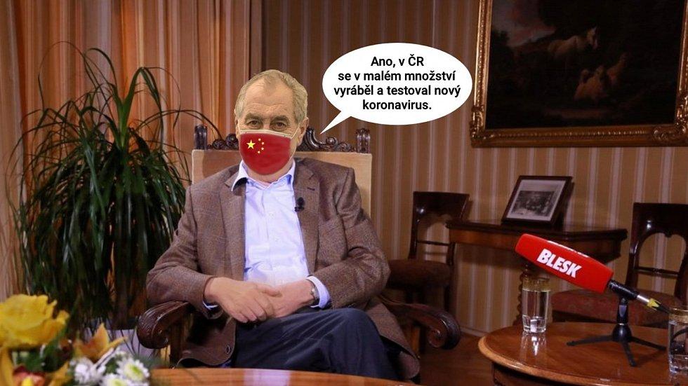 Na slavnost Zmrtvýchvstání Páně vystoupí i Miloš Zeman