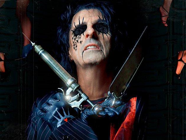 Alice Cooper vystoupí v prosinci v Brně