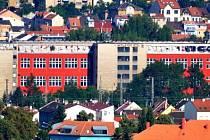 areál bývalé Zbrojovky Brno