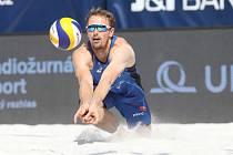 Plážového volejbalistu Ondřeje Perušiče na olympijských hrách propustili z izolace.