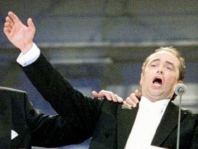 José Carreras vystoupí v Praze