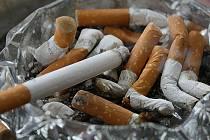 Cigarety. Ilustrační snímek
