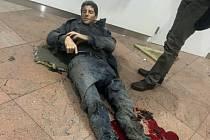 Při teroristickém útoku na letišti v Bruselu byl zraněn i bývalý basketbalista Prostějova Sebastien Bellin.