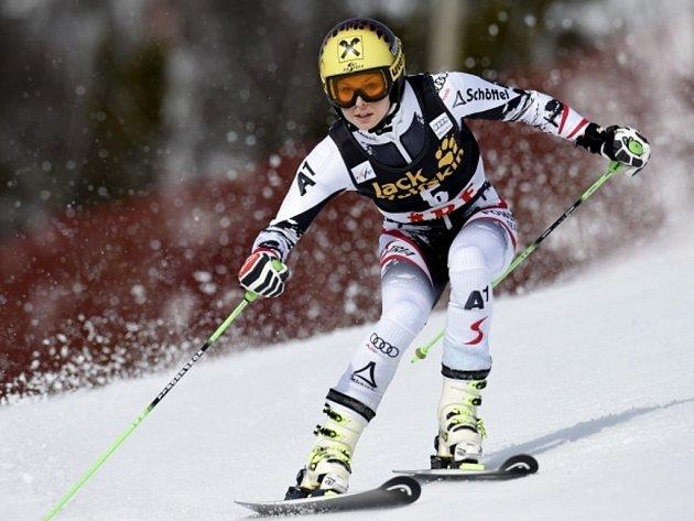 Anna Fenningerová ovládla v Aare ve dvou dnech dva obří slalomy.