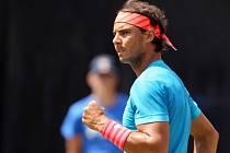 Rafael Nadal triumfoval na turnaji ve Stuttgartu.