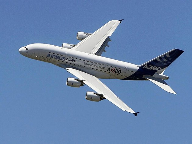 Airbus A 380.