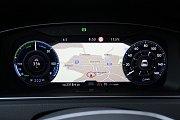 Elektromobil Volkswagen e-Golf, digitální tachometr