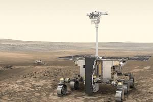 Sonda společného evropsko-ruského projektu ExoMars