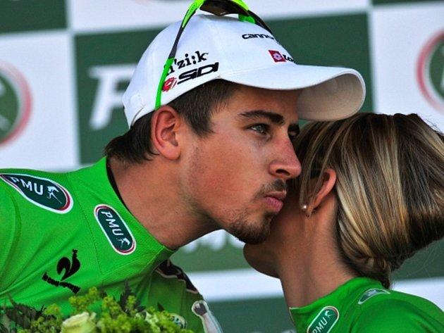 Slovenský Peter Sagan se dočkal na Tour de France premiérového vítězství.