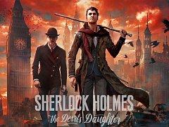 Počítačová hra Sherlock Holmes: The Devil's Daughter.