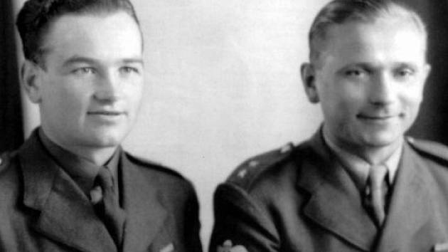 Jozerf Gabčík a Jan Kubiš