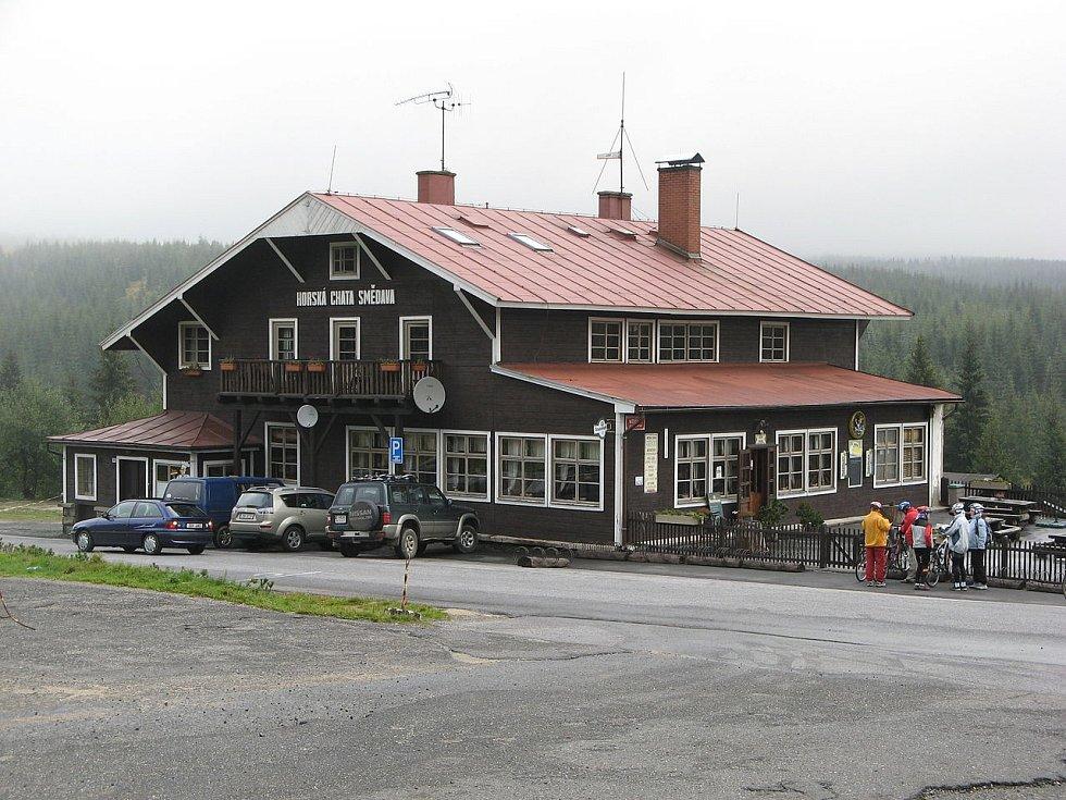 Chata Smědava