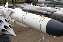 """Protilodní střely Kh-35U """"Hvězda"""" sovětské provenience ve výzbroji severokorejské armády"""