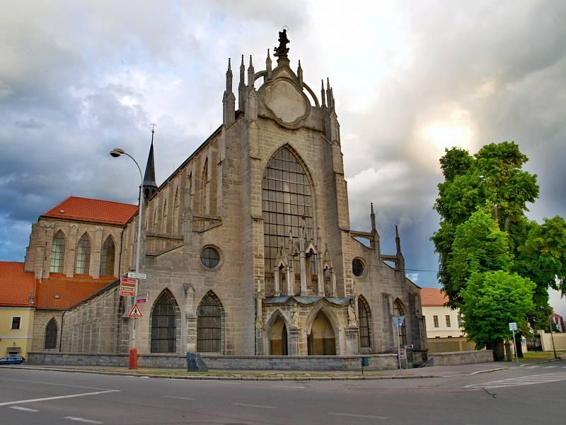 Katedrála Nanebevzetí Panny Marie a svatého Jana Křtitele v Sedlci u Kutné Hory