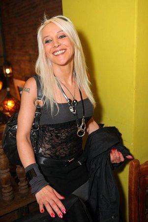 Režisérka a koproducentka Mirjam Landa na tiskové konferenci kmuzikálu Klíč králů