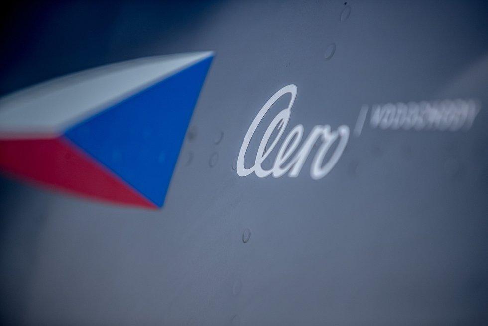 Nový letoun L-159 představila společnost Aero Vodochody - 3