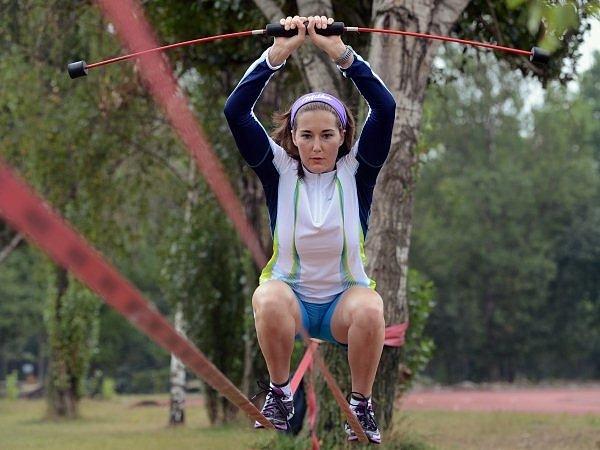 Šárka Záhrobská se po zdravotních komplikacích vrací k tréninku.