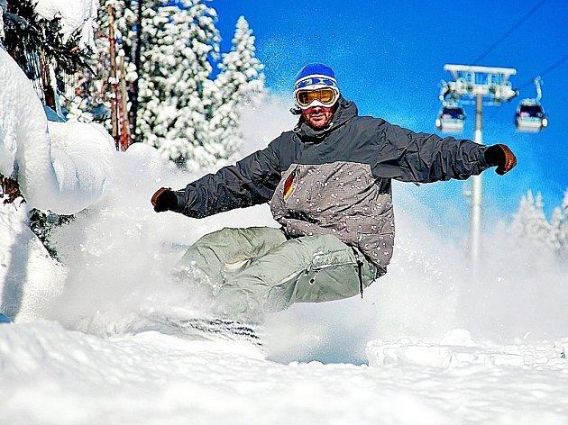 Zimní sporty často chtějí zvláštní pojistku.