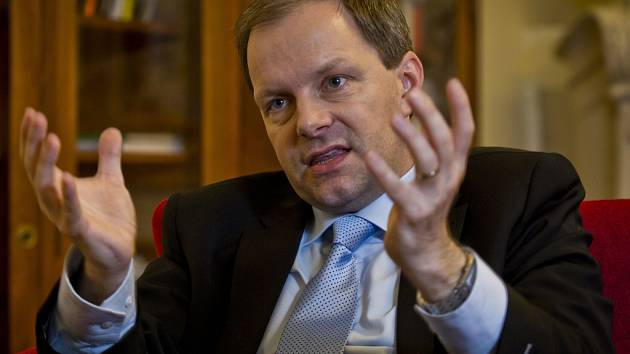 Marcel Chládek.