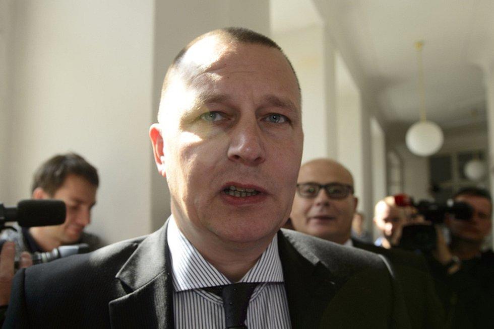 Bývalý šéf Vojenského zpravodajství Milan Kovanda.