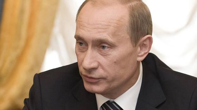 Ruský premiér Vladimir Putin vyčetl Spojeným státům, že neměly zájem brzdit gruzínské bojové nadšení