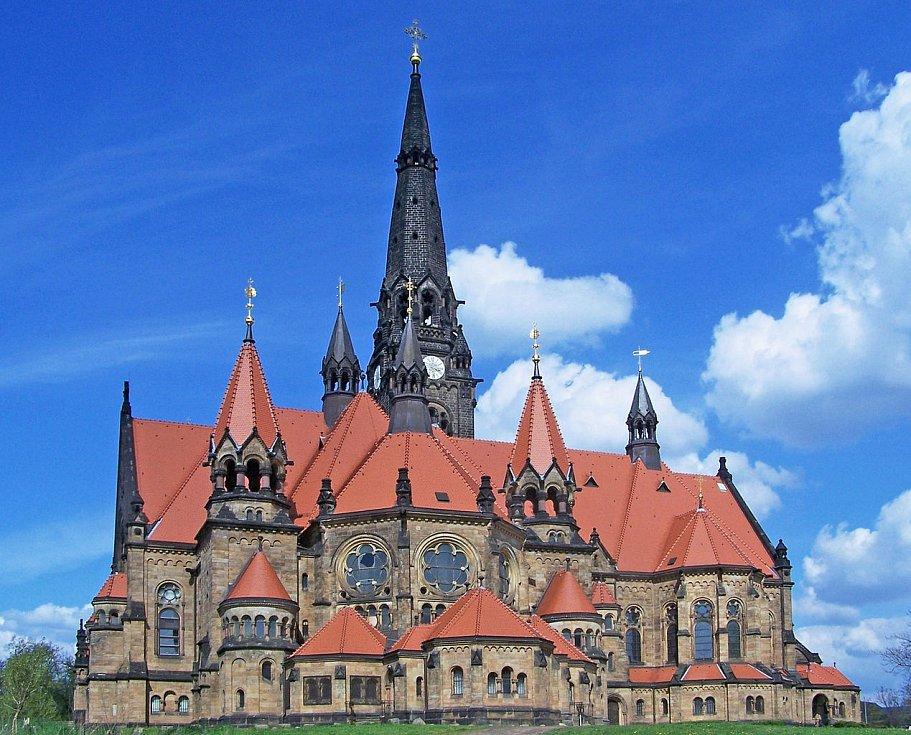 Garnisonkirche v Drážďanech