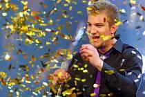 Vítězem soutěže Česko Slovenská Superstar je Lukáš Adamec.