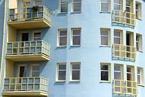 Bytový dům. Ilustrační snímek