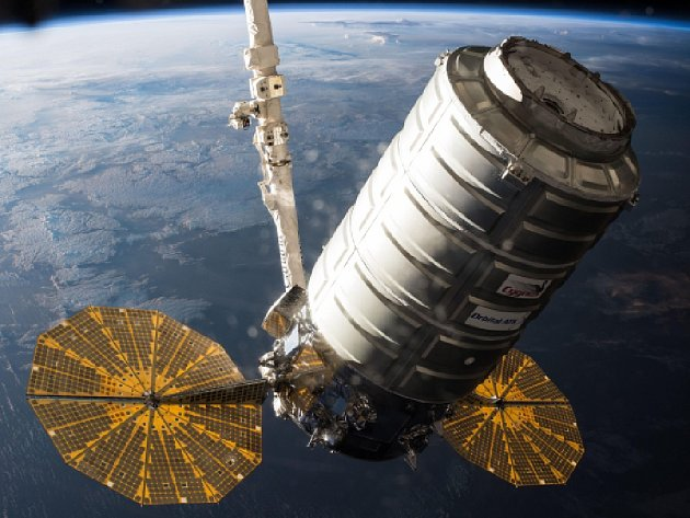 Čína hodlá kolem roku 2018 vypustit na oběžnou dráhu svou první stálou vesmírnou stanici. Ilustrační foto.