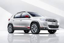 Koncept Citroën C-XR.