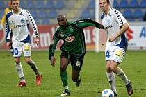 V 19. kole Gambrinus ligy Liberec porazil Příbram 1:0.