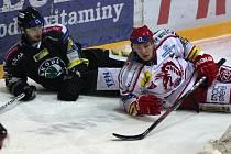 Třinec nečekaně podlehl Mladé Boleslavi.