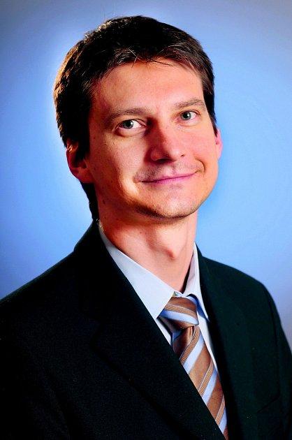 Ředitel Střediska pro efektivní využívání energie (SEVEn) Juraj Krivošík.