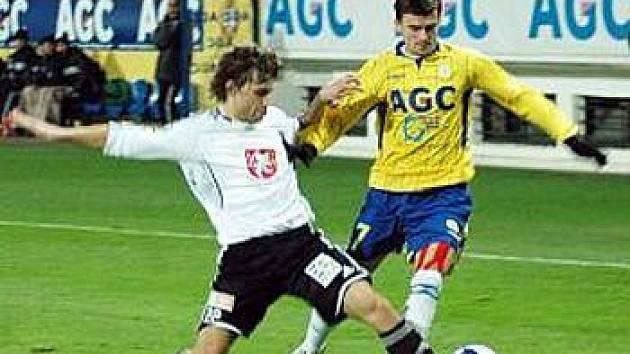 Teplice zdolaly ve fotbalovém poháru Hradec králové.