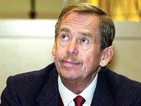 Václav Havel v roce 2004.