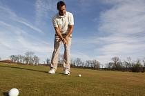 """Roman Šebrle a jeho golfové """"začátky"""""""