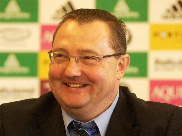Předseda Českého volejbalového svazu Antonín Lébl.
