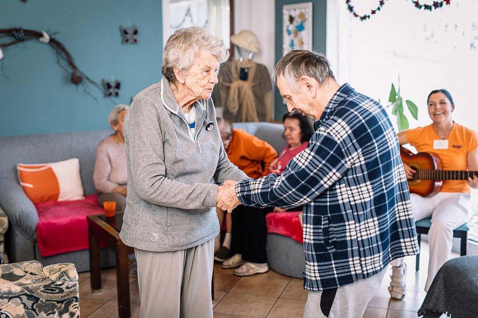 Alzheimercentrum otevřelo další zařízení. Tentokrát v Praze