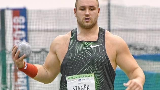 Koulař Tomáš Staněk.