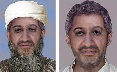FBI zveřejnila dnešní možnou podobiznu nejhledanějšího teroristy světa Usámy bin Ládina