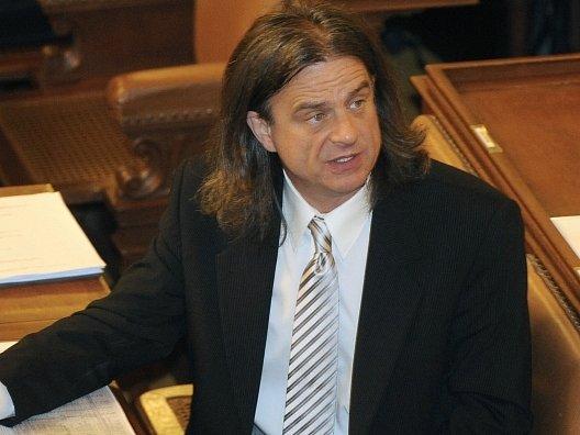 Poslanec Otto Chaloupka